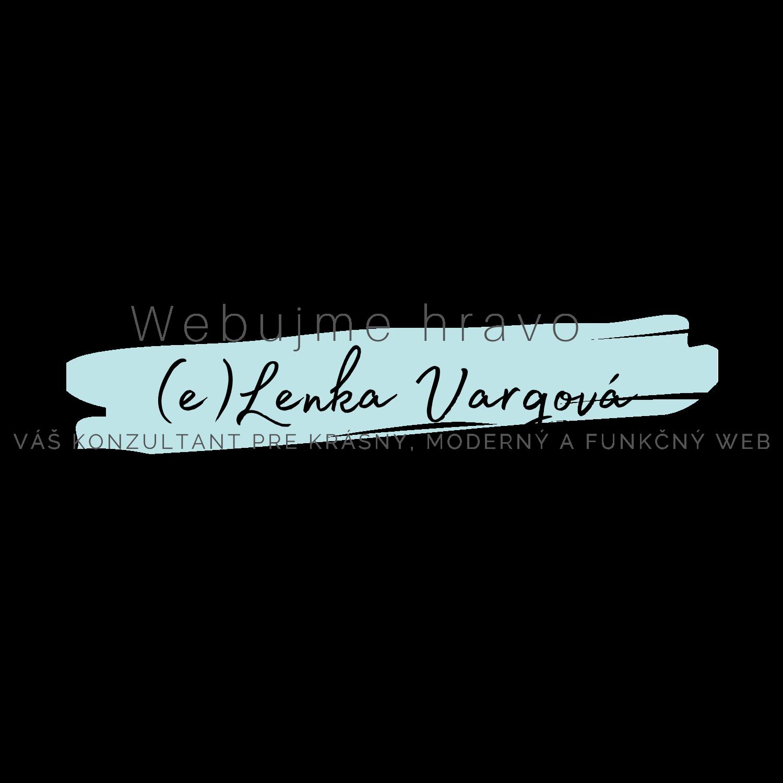 (e)Lenka Vargová, Váš web konzultant