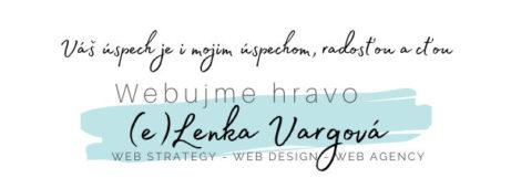 (e)Lenka Vargová - Webujme hravo